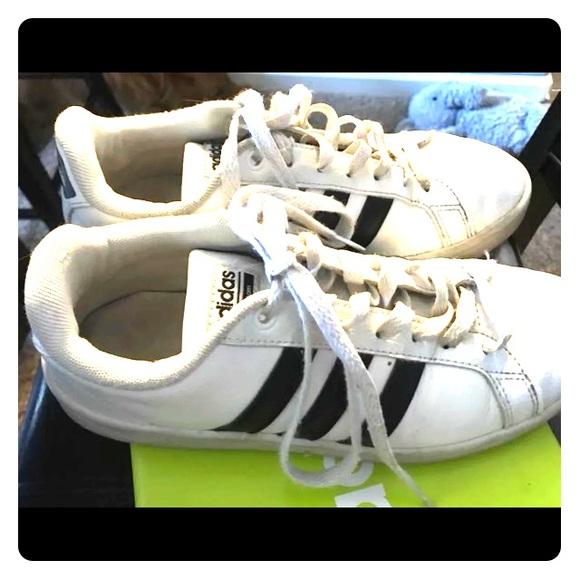 Zapatillas adidas neo tamaño 65 poshmark